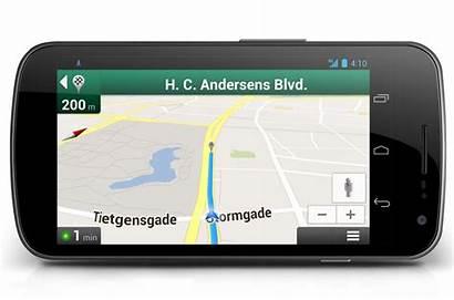 Navigation Maps Directions Google Android Turn Biking