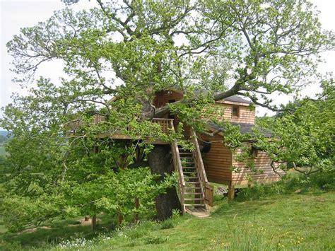 Cabane Dans Les Arbres, Perché Dans Le Perche