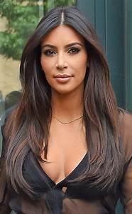 15 Ideas Of Long Layered Hairstyles Kim Kardashian
