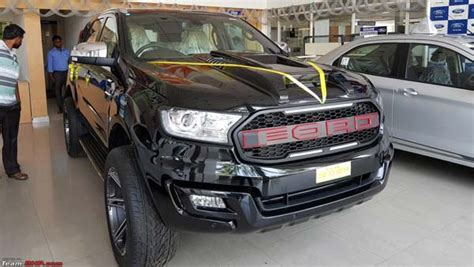 latest ford endeavour modification   country