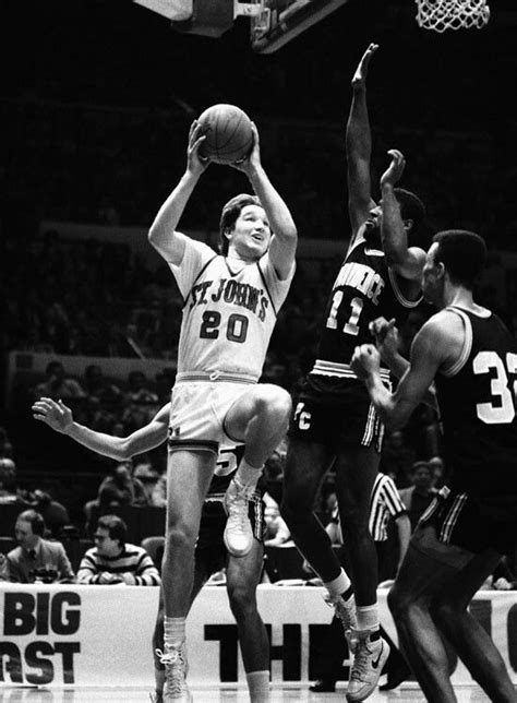 Chris Mullin - St. Johns | Basketball | Pinterest