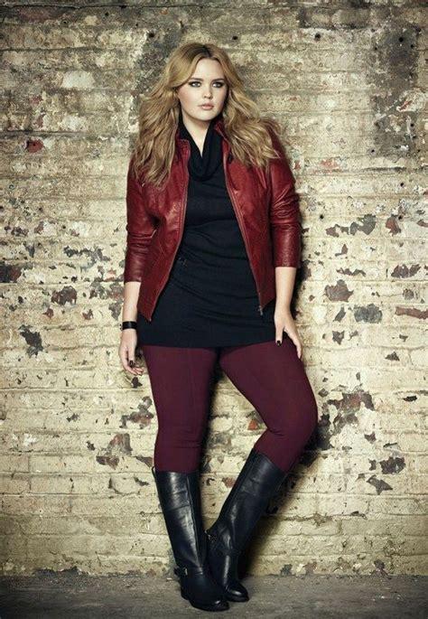 10 Amazing Plus Size Fashion Tips For Women Cute Fall