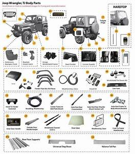 2007 Jeep Wrangler Parts Diagram