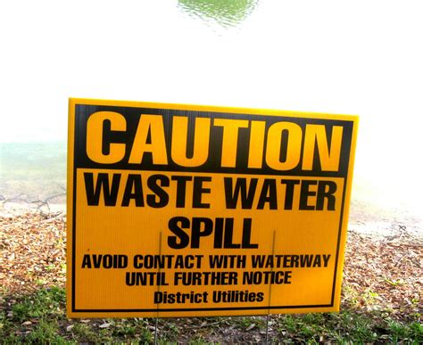 Signs Warn Residents To Stay Away From Pond Behind Paradise Center Villagesnewscom