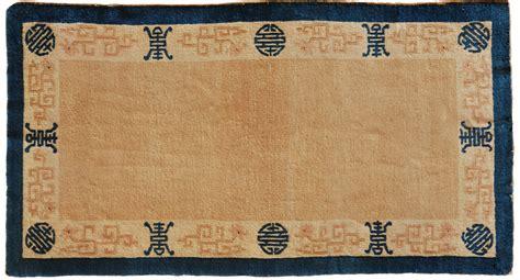 tappeti antichi cinesi pechino cm 94 x 178 morandi tappeti