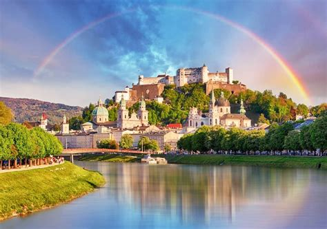 One Day In Salzburg Itinerary