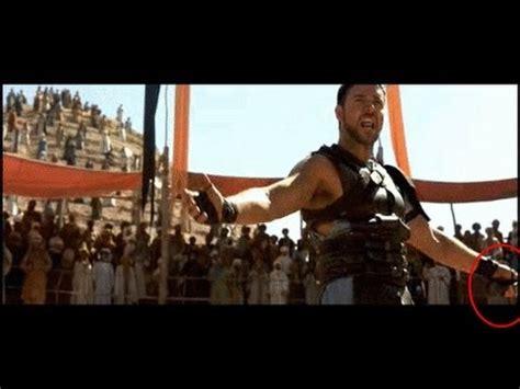 great  mistakes gladiator  youtube