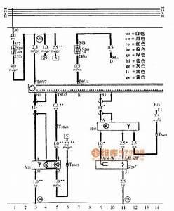 Electrical Equipment Circuit - Circuit Diagram