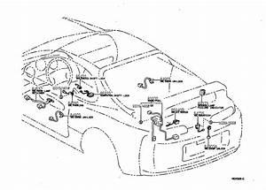Starter Solenoid Diagram 1997 Toyota Supra