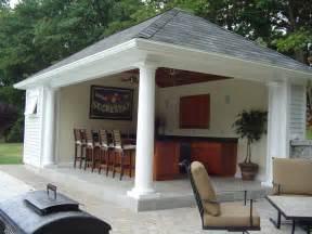 Cabana Plan Pool House Designs
