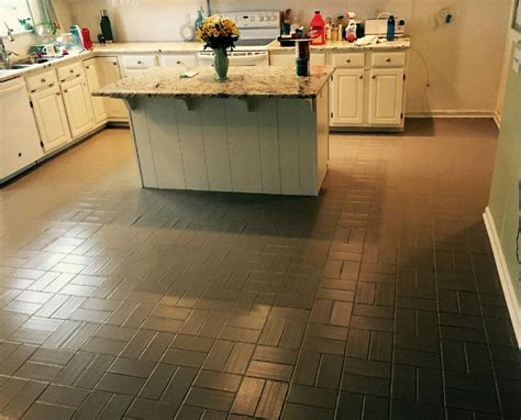 kitchen floor paint pet safe and clean at a cost that is lean painting floors 5618