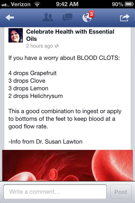 blood clots hmmmmm i do if this is safe to use