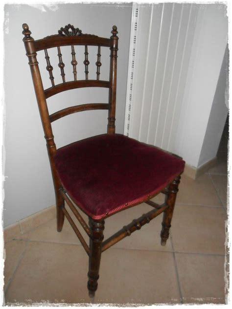 chaise 224 noeud broc et patine le grenier de