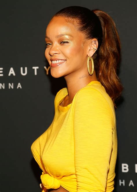 Rihanna Braless Pictures September Popsugar