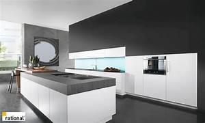 zweizeilige moderne Küche www kuechenportal de