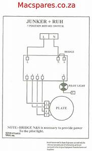 4 Position Selector Switch Wiring Diagram