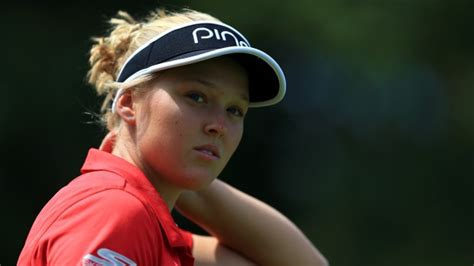 Henderson shoots course record to rocket up leaderboard ...