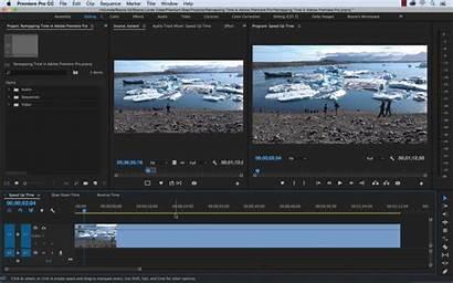 Premiere Pro Workspace Prep Remapping
