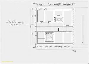 largeur plan de travail cuisine unique hauteur prise plan With hauteur plan de cuisine
