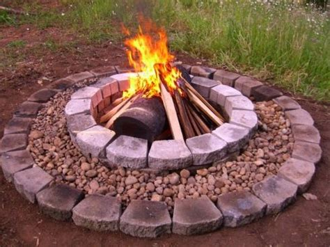 Lagerfeuerromantik Garten