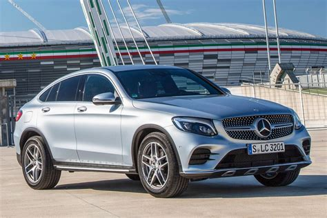 mercedes glc   matic coupe sequential automatic