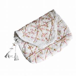 Pochette En Tissu : sac pochette en tissu antik batik blanc 7041562 ~ Farleysfitness.com Idées de Décoration