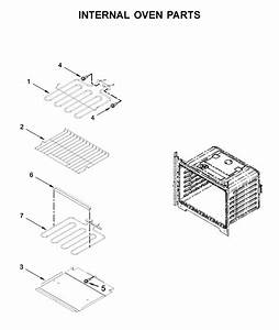 Whirlpool Wos51ec7hs02 Electric Wall Oven Parts