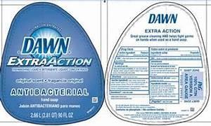 dawn dish soap ingredients