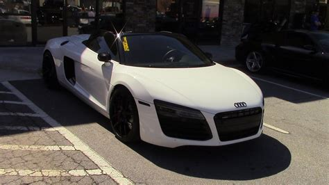 audi supercar convertible audi r8 convertible and r8 hardtop youtube