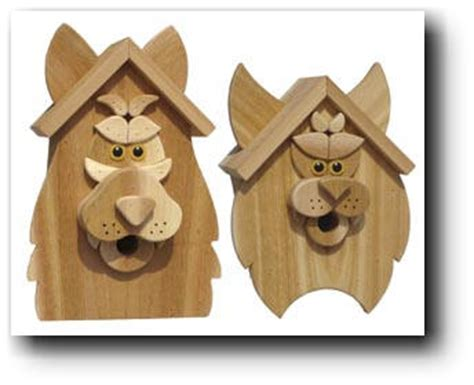 wood birdhouse patterns patterns