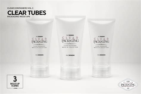 In pharmaceutical industry effervescent tablets and pills are used for vitamins dissolved in water, and they release carbon dioxide. Clear Cosmetic Tube Mockups | Creative Daddy