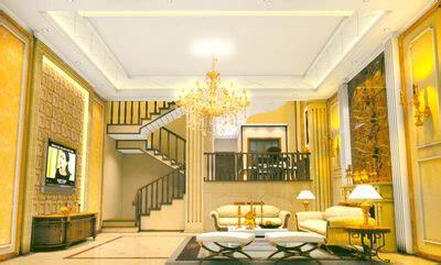 interieur maison de luxe staircase in a luxury villa 3d model free 3d models