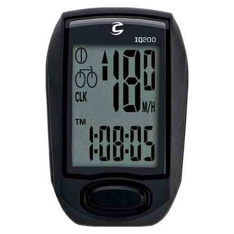 speedometer cannondale iq 200