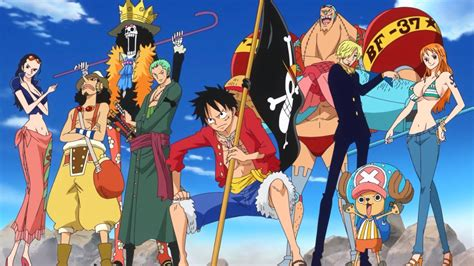 One Piece Crew Wallpaper (59+ Images