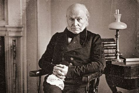 Biography Of John Quincy Adams