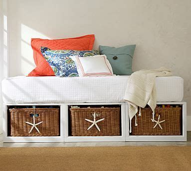 stratton daybed  baskets tufted cushion set