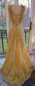 105 best samoan wear images on pinterest island wear With vintage hawaiian wedding dress