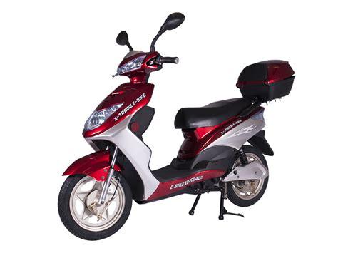 X-treme E-bikes Xb-504 Electric Bicycle Moped Motorcycle