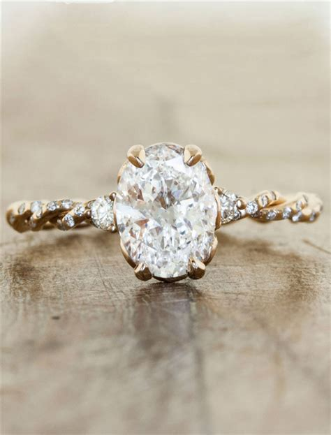 34 charm vintage engagement rings you can say yes to deer pearl flowers