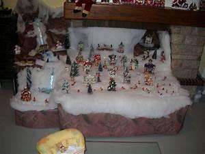 Village De Noel Miniature : village de no l 2002 album photos noel miniature ~ Teatrodelosmanantiales.com Idées de Décoration