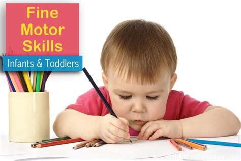developing gross motor skills in preschoolers motor skills amp activities for infants amp toddlers 513