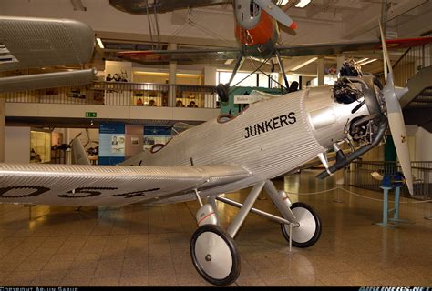 Junkers A-50ci Junior - Untitled | Aviation Photo #2411439 ...
