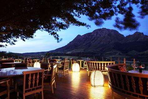 Best Luxury Restaurants In Cape Town  Top 10