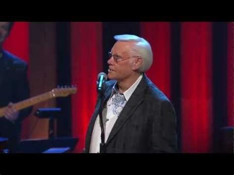 george jones rockin chair 34 best images about grand ole opry live on