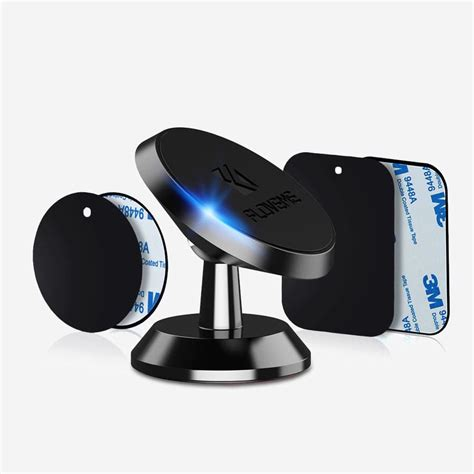 support aimant telephone voiture support t 233 l 233 phone magn 233 tique multi surfaces support voiture