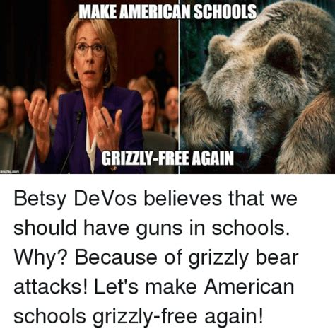 Betsy Devos Memes - funny grizzly bear memes of 2017 on sizzle ass