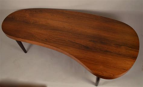 extra long coffee table extra long custom made rosewood coffee table after rohde