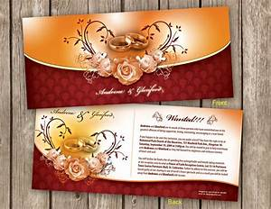 a and d wedding invitation by owdesigns on deviantart With wedding invitation designs psd files