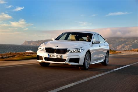 2018 Bmw 640i Xdrive Gran Turismo First Drive Review