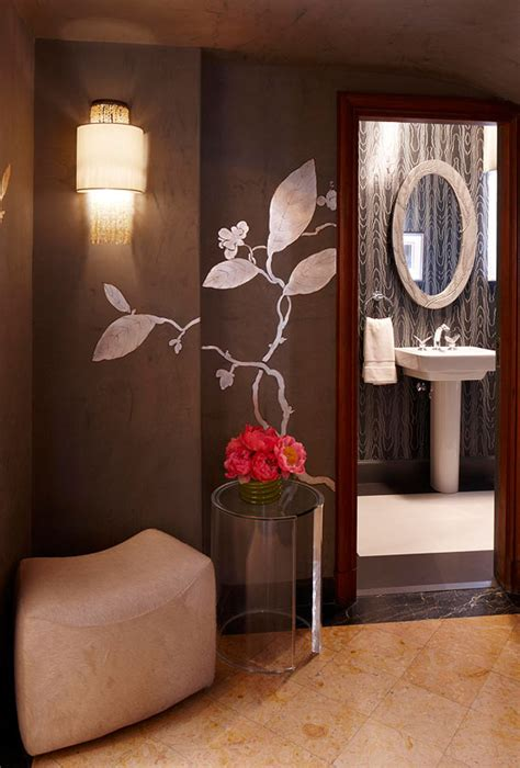 Ritz Carlton Showhouse Home Wong by Create A Smashing Powder Room Traditional Home
